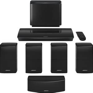bose lifestyle  home theater system product overview