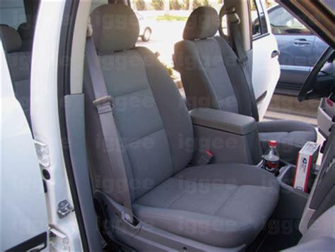2004 durango seat covers dodge dakota 1997 2004 leather like custom seat cover ebay