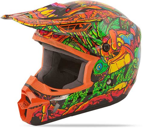 fly motocross helmets 2015 fly racing kinetic jungle motocross dirtbike mx atv