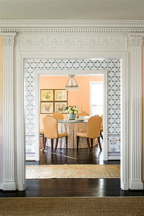stylish dining room stylish dining room decorating ideas southern living