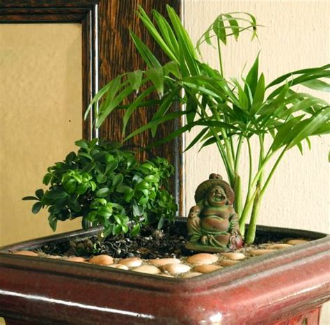 Jardin Miniature Zen by Choisir Une Jardin Zen Miniature Pour Relaxer Archzine Fr