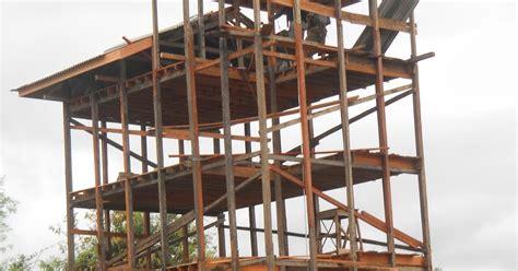 Sodet Kayu No 9 Ozone gambar desain rumah sarang walet contoh o