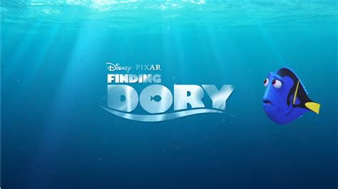 finding dory new finding dory trailer a manic amnesiac forget