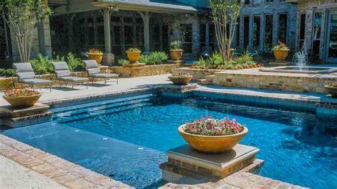 Florida Backyard Jacksonville by Pools Jacksonville Fl Poolside Designs