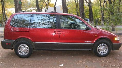 nissan quest 1994 1994 nissan quest information and photos zombiedrive