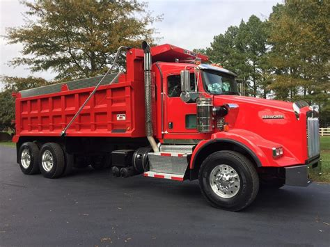 2011 kenworth trucks for sale 2011 kenworth t800 dump trucks for sale 60 used trucks