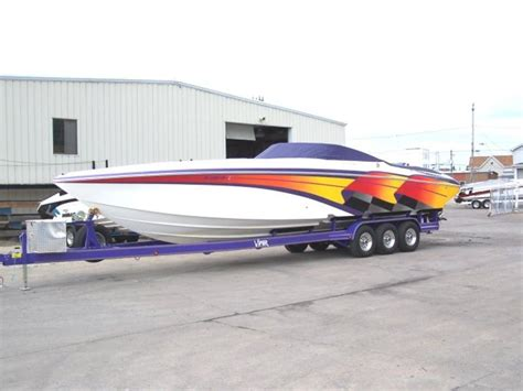 powerquest boats for sale in michigan 2002 powerquest 380 avenger powerboat for sale in michigan