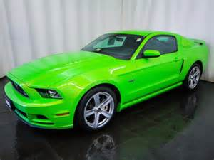 2014 Ford Mustang Gt Premium 2014 Ford Mustang Gt Premium W Navigation Immaculate