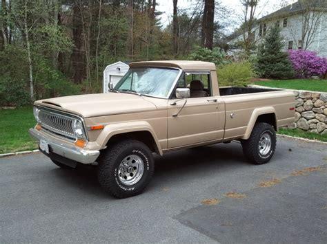 J2000 Jeep 1972 Jeep J2000