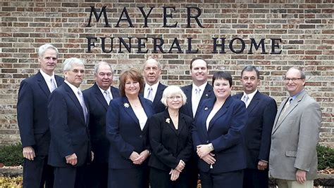 heritage and tradition mayer funeral home celebrates