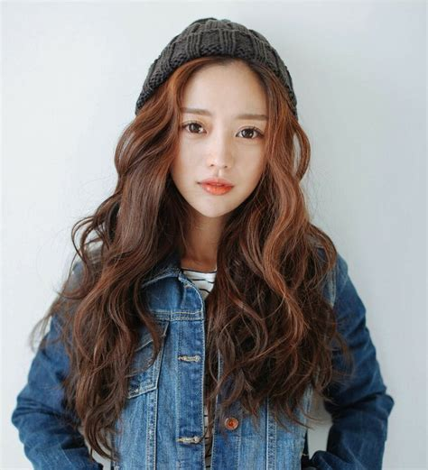 korean perm hairstyle for women 25 best ideas about korean perm on pinterest hair color