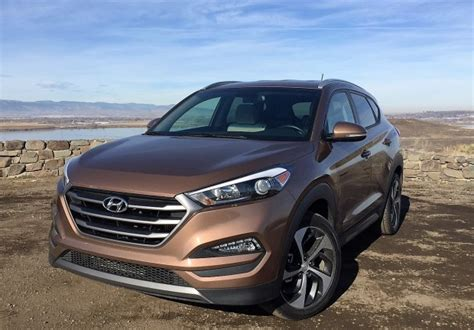 hyundai tucson 2016 brown 2016 hyundai tucson 1 6t third s a charm review