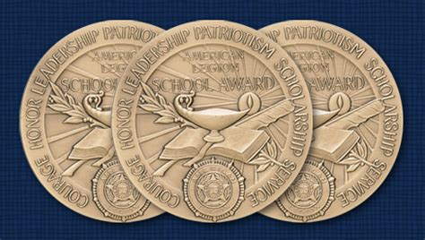operation provide comfort medals school award medal program for youth the american legion