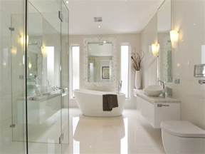 Pictures Of Bathroom Ideas Modern Bathroom Design With Freestanding Bath Using