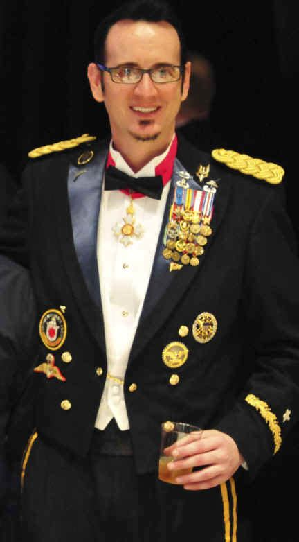 placement of medals on army dress mess uniform stolen valor is offensive but is it a crime jonathan