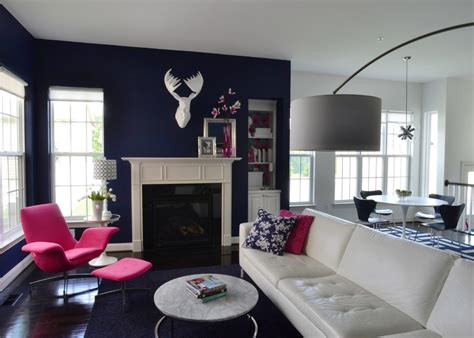 dark blue living room walls blog home works painting