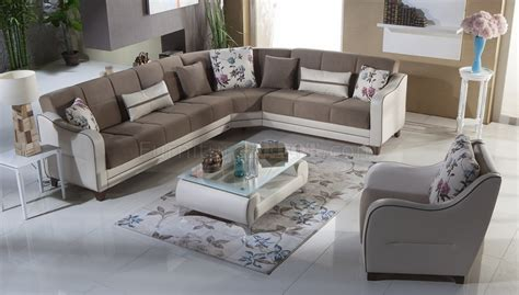 Kursi Tamu Sofa Minimalis Brown Collate 3 1 1 minas nepal estel vizon sectional sofa by sunset w options