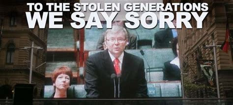 Apology Letter Kevin Rudd The Stolen Generation And Kevin Rudd S Apology Citizenship Of The Aboriginal 6b 2014
