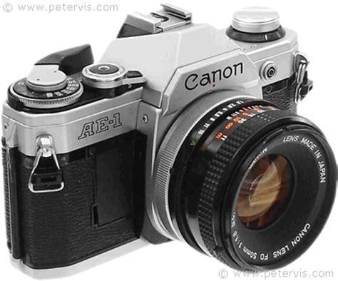 canon ae 1 canon ae 1