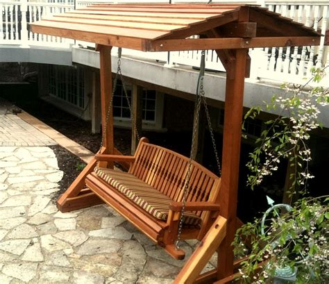 wooden bench swing sets bench swing sets built to last decades forever redwood