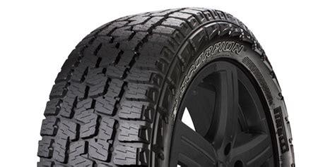 pirelli previews  scorpion   tire  sema tire review magazine