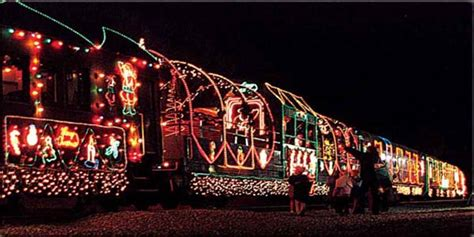 santa cruz holiday lights train things to do in santa cruz travelmagma blog shown in