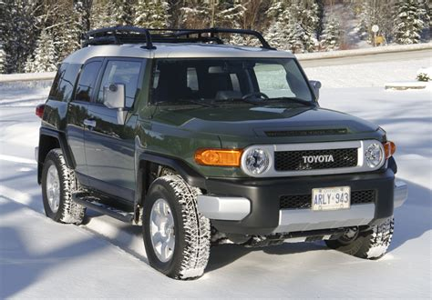 Toyota Cruiser Used Used Toyota Fj Cruiser 2007 2014 Expert Review