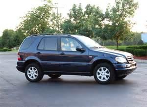 2000 Mercedes Ml 430 2000 Mercedes Ml430