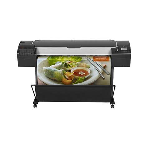 Printer Hp Z5400 Hp Designjet Z5400 E1l21a Postscript Large Format Printer 44 Inch Printer Thailand