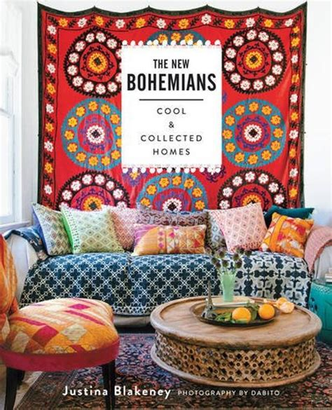 The New Bohemians | bol com new bohemians justina blakeney 9781617691515