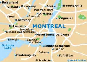 Canada Map Montreal Quebec by Montreal Maps And Orientation Montreal Quebec Qc Canada