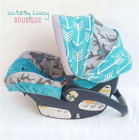 boy infant car seats arrow deer boutique boys infant car seat carseat by