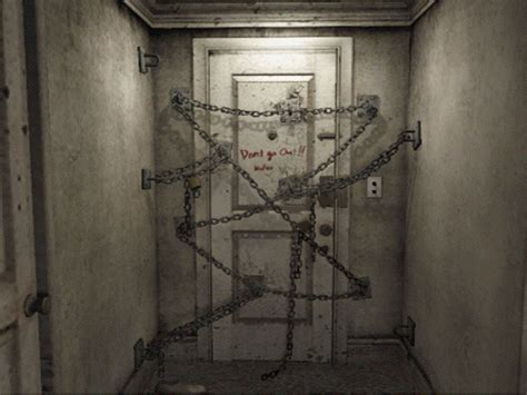 The Locked Door the saquarry analyses assessment silent hill