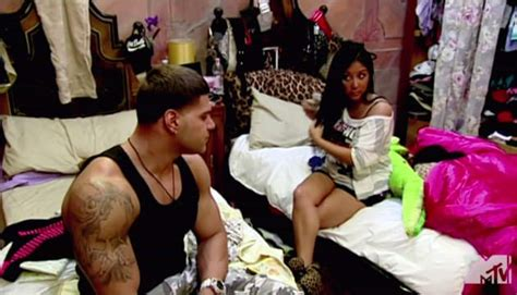 cross tattoo ronnie jersey shore ronnie magro new tattoo the hollywood gossip