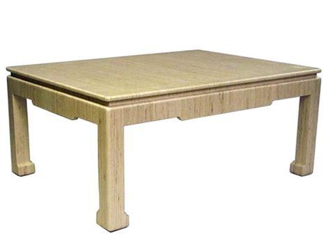 raffia wrapped coffee table raffia coffee table favorite furnishings