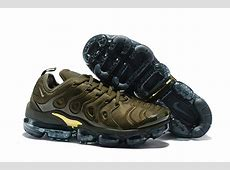 Men's Nike Air Max Plus TN 2018 Olive Green Boys Running ... Kyrie 2 Shoes Boys
