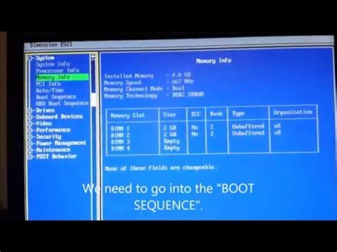 reset bios gx520 no boot device available on dell optiplex gx520 and 760