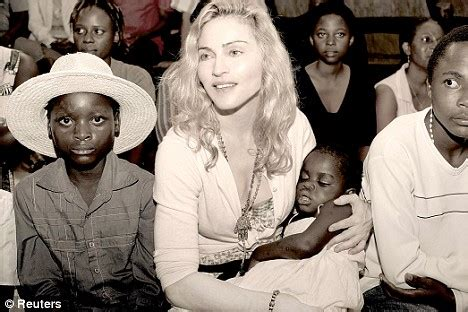 Adopt An Orphan Just Like Madonna by Misguided Madonna S Just Helping The Baby Traffickers