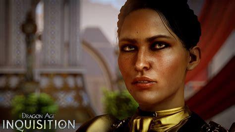 dragon age inqusition black hair bioware showcases josephine new dragon age inquisition