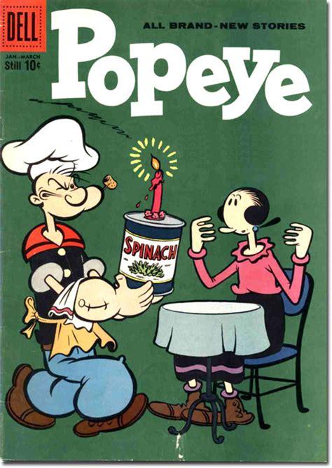 Happy Birthday Popeye by Bully Says Comics Oughta Be