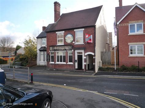 Cottage Inn by The Cottage Inn Pub Enville Stourbridge