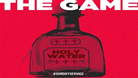 the game holy the game holy water instrumental youtube