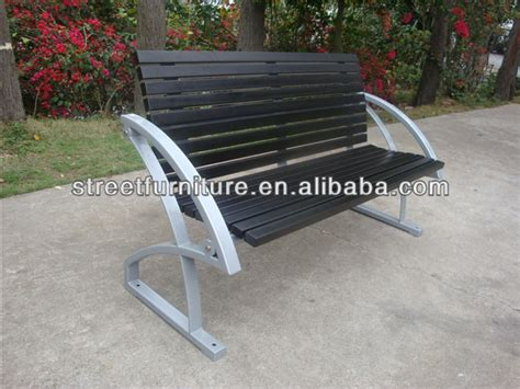 plastic bench ends wood plastic composite bench recycled plastic benches