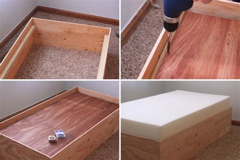 How To Make A Toddler Bed Frame Build Two Toddler Beds For 75 Design