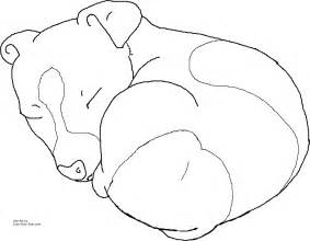 draw and color coloring pages draw a puppy coloring pages coloring page