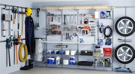 Garage Storage Elfa Designing For An Organized Garage Part 2 Using The Walls