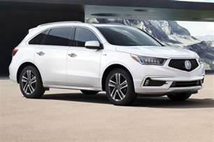 Acura Mdx Premium 2017 Acura Mdx Premium Taste With Average Price Theautoweek