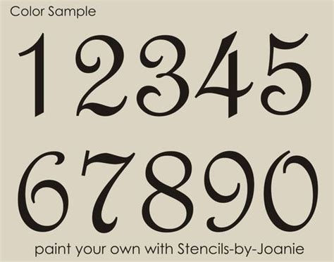 tattoo fonts cursive numbers top 25 best number fonts ideas on pinterest chalkboard