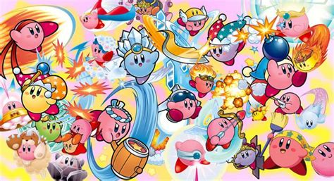 tattoo nightmares kirby kirby planet robobot what do all your amiibo unlock