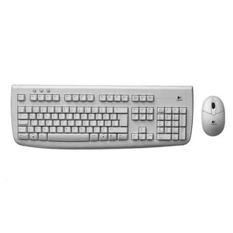 Keyboard Plus Mouse Wireless computer accessories keyboard logitech keyboard plus mouse delux 650 cordless bijlee pk